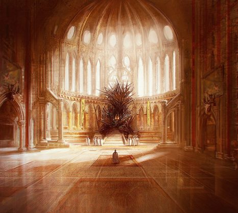 Game Of Thrones by Marc Simonetti