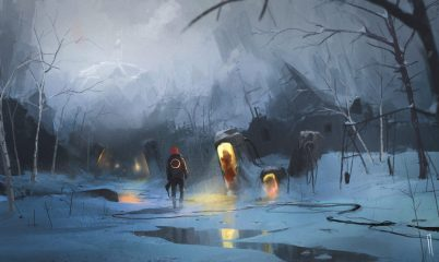 The Art of Ismail Inceoglu