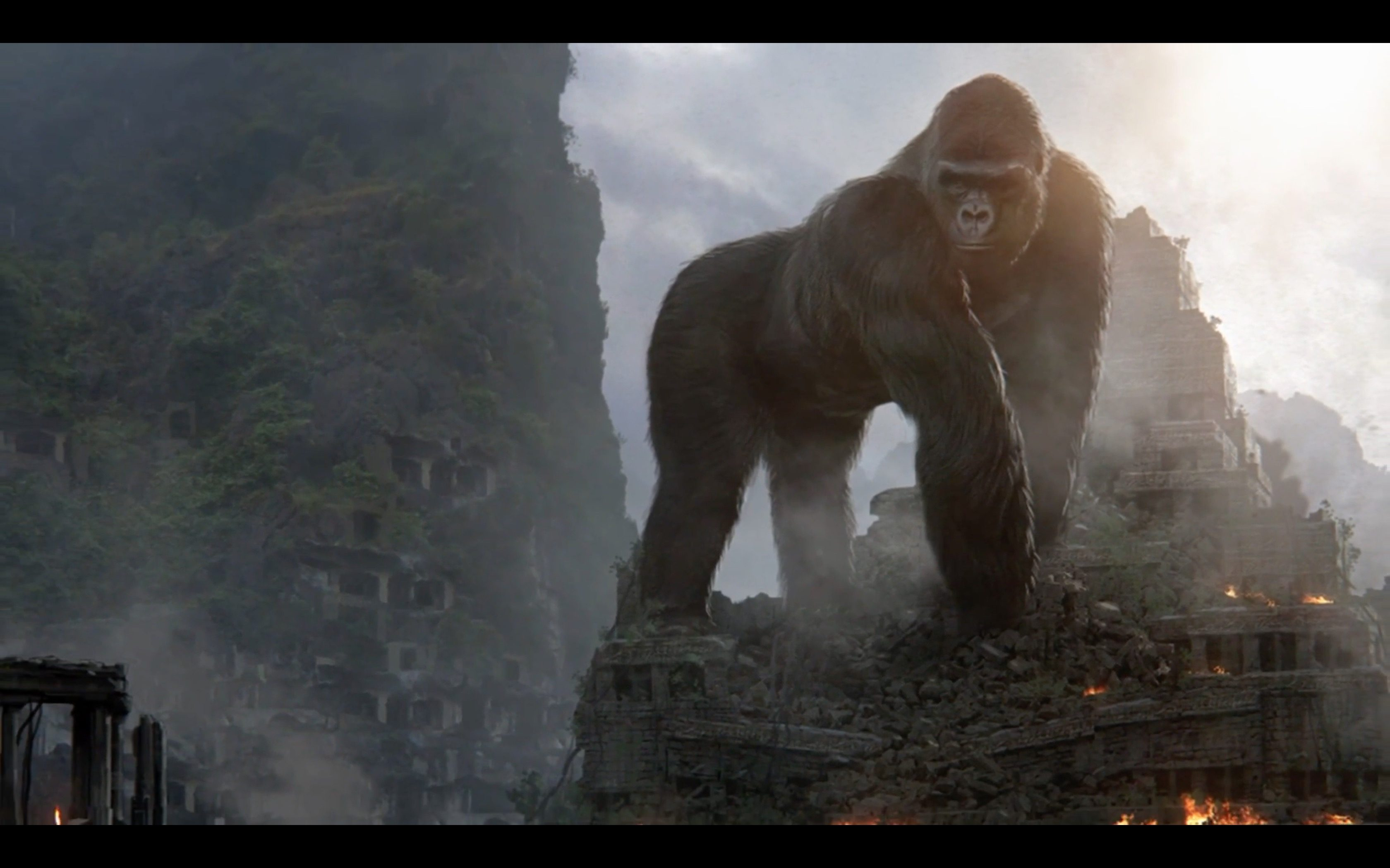 Kong Skull Island Creating Kong