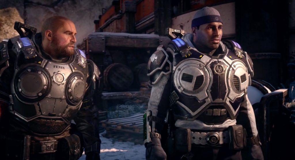Gears Of War 5 E3 2018 Announcement Trailer