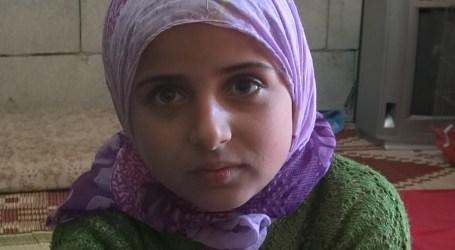 غيثاء طماس … طفلة سورية تروي حكايتها مع المجزرة بمنطقة القصير التابعة لمدينة حمص