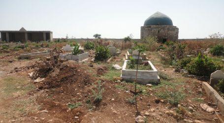 حكاية مقبرة سورية … في لبنان