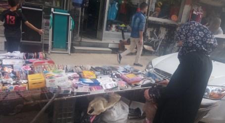 بسطة الجوارب في جرمانا… ملاذي الأخير في دمشق