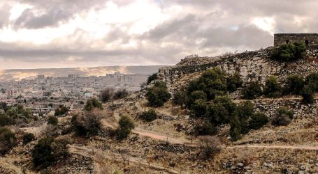 جنوب سوريا ومركزها