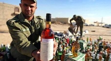عن منع الخمور في جمهورية العراق الممانعة الحالية ..
