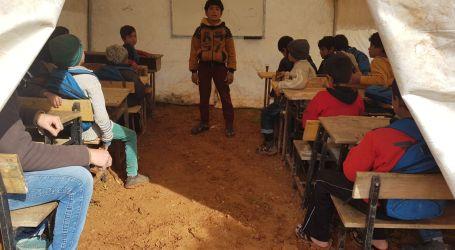 تعليم الأطفال في سورية حلم يتحقق بشروط صعبة
