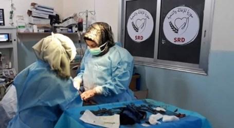 ريمة .. المرأة التي تحدّت الواقع رغم الإصابة