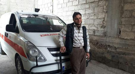 """""""رامز حلاوة"""" البطل الذي أنقذ مئات الجرحى في الغوطة الشرقية"""