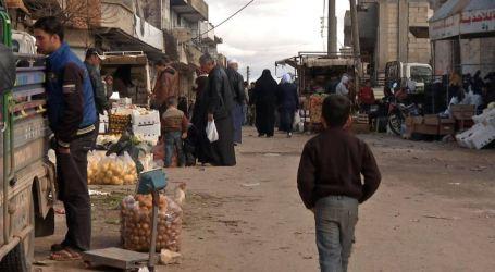 الأسواق المتنقلة خيارات إجبارية في إدلب وريفها