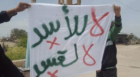 المتظاهرون في دير الزور: لن نخضع لإيران بعد اليوم