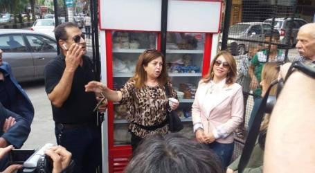 البراد الخيري مبادرة أهلية لمساعدة المحتاجين في ريف دمشق