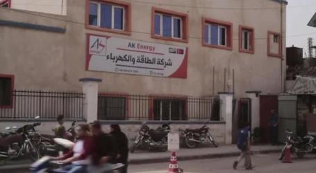 كهرباء شمال سورية قريباً من شركة تركية