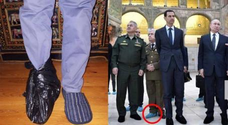 وزير الدفاع السوري يتحول الى سخرية على مواقع التواصل الإجتماعي