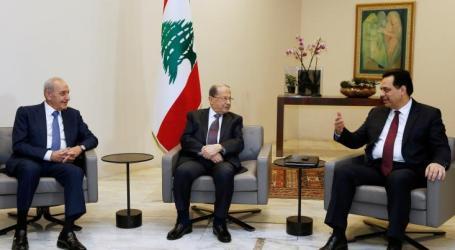 الرئاسة اللبنانية تعلن تشكيل الحكومة الجديدة