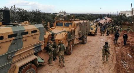 اجتماع تركي روسي طارئ يوقف العملية العسكرية في سراقب