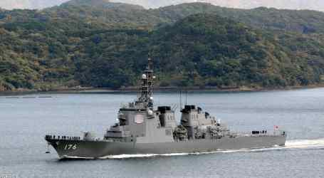 سفينة حربية يابانية تتجه للشرق الأوسط.. والهدف معلن