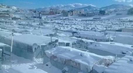 ضحايا البرد والتجاهل.. أطفال سوريون يموتون متجمدين!