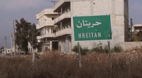 قبل حصارها.. الفصائل تنسحب مِن آخر المدن والبلدات شمال حلب