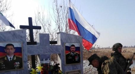 في دير الزور.. افتتاح روسيا نصبا تذكاريا لقتلاهم بمباركة النظام
