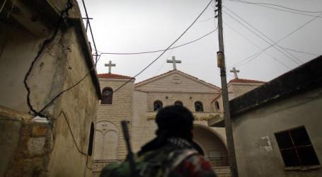 لماذا اختار مسيحيو إدلب قرار الهجرة من المدينة؟