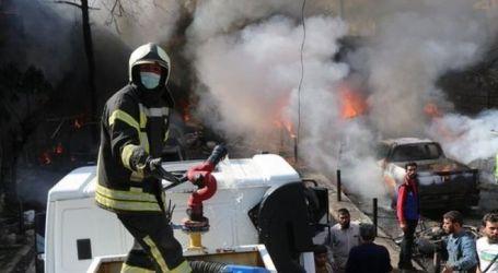 انفجار دموي في عفرين يحصد عشرات الأرواح.. وإدانات دولية ومحلية