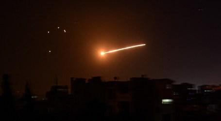 قصف إسرائيل جديد يستهدف جنوب دمشق .. إليكم التفاصيل
