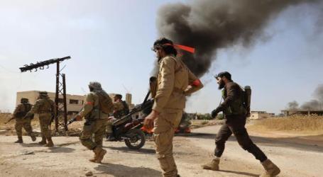 """لأول مرة منذ بدء """"اتفاق إدلب"""".. قصف جوي يستهدف فصيل عسكري ويوقع قتلى"""