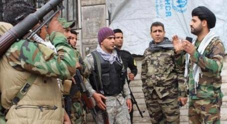 الميليشيات الإيرانية تشيع قتلى لها في دير الزور