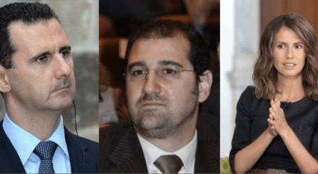 اتفاق بالقرداحة على عدم اشعال حرب … ودور أسماء الأسد بقضية رامي مخلوف