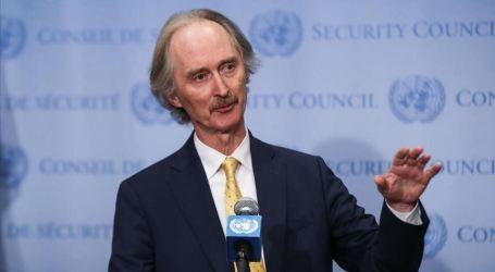 """""""بيدرسون"""": العملية السياسية لم تحقق تحسينات ملموسة في حياة السوريين"""