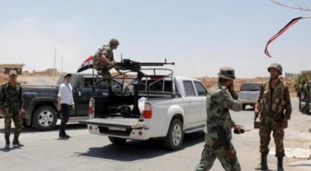 غليان واحتجاجات في درعا.. والسلطة السورية تستقدم تعزيزات ضخمة