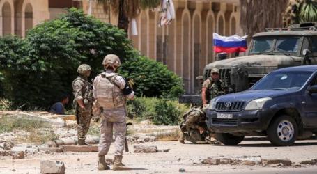 السلطة السورية تقصف محيط بلدة في درعا.. وروسيا تسعى لتهدئة الأمور