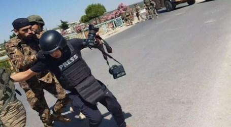 """""""تحرير الشام"""" تعتدي بالضرب على إعلاميين في ريف إدلب وناشطون ينددون"""