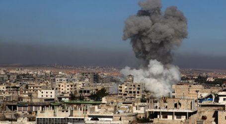 إدلب تشهد تصعيد عسكري لقوات السلطة السورية يوقع جرحى مدنيين