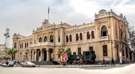محطة الحجاز ومحيطها في دمشق ما المصير الذي ينتظرها؟