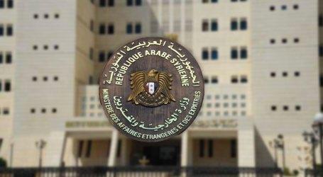 تزوير في مسابقة وزارة الخارجية لتعيين موظفين وإعلام السلطة السورية يفضح الفساد