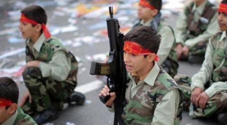 الميليشيات الإيرانية تعمل على إنشاء معسكرات لتدريب الأطفال في تدمر