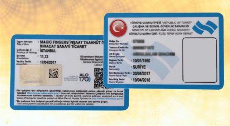 ميزات إذن العمل في تركيا وحقوق الحاصلين عليه