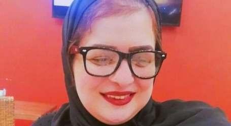 داليا إبراهيم فنانة مصرية ترتدي الحجاب فجأة بعد اعتزالها الفن