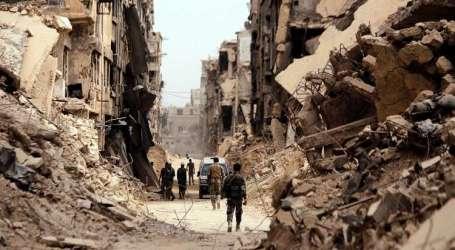 442 مليار دولار الخسائر الاقتصادية في سوريا خلال تسع سنوات