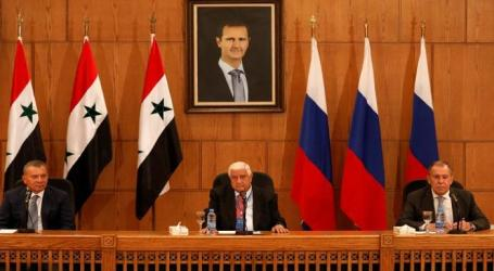 السلطة السورية تمنح موسكو امتيازات اقتصادية بعد زيارة الوفد الروسي