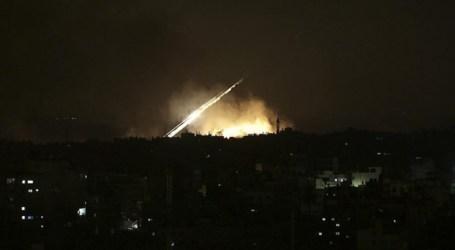 قتلى وتدمير مواقع عسكرية للميليشيات الإيرانية في دمشق بقصف اسرائيلي جديد