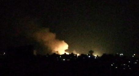 غارات إسرائيلية على مواقع تابعة لإيران وحزب الله اللبناني