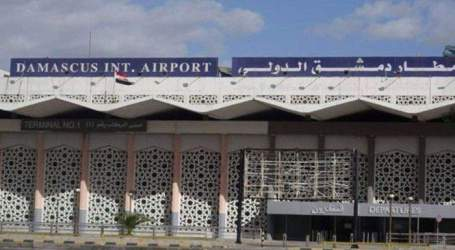 مطار دمشق يفتح أبوابه بعد أيام وملايين السوريين محرومين من دخول بلادهم