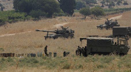 السهم القاتل.. تمرين عسكري إسرائيلي يركز على حدود لبنان وسوريا