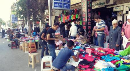 محافظة دمشق تضع غرامات مالية على الإشغالات غير النظامية
