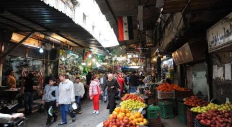 أسعار المواد الغذائية تستمر بالارتفاع في أسواق دمشق