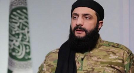أبو محمد الجولاني يطالب بإزالة تحرير الشام من قائمة الإرهاب