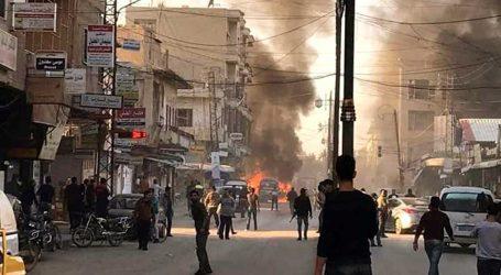 عشرات القتلى والجرحى بانفجارين في مدينتي الباب وعفرين بحلب