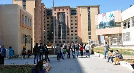 إحالة ثلاثة أساتذة في جامعة البعث للتحقيق بتهم الفساد